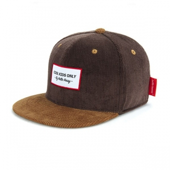 Sweet Brownie Velvet Cap
