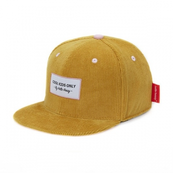 Sweet Honey Velvet Cap