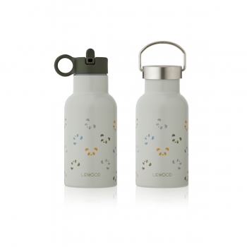 Anker Dove Blue Panda Water Bottle