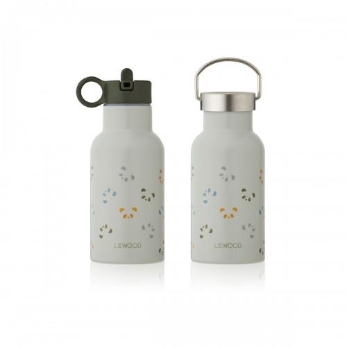 Anker Dove Blue Panda Water Bottle