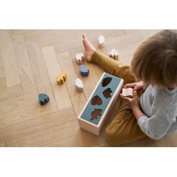 Midas Wooden Dino Puzzle Box