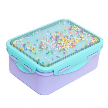 Popsicles Lilac Lunchbox