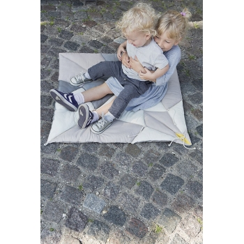 Baby Crawling Blanket & Play Mat - Dawn Play-Fold-Bird