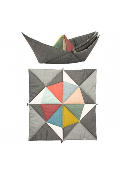 Multi Play-Fold-Ship Blanket