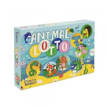 Animal Lotto Game
