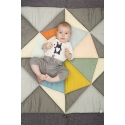 Baby Crawling Blanket & Play Mat - Multi Play-Fold-Ship
