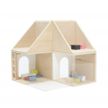Uchi - Modular Dollhouse Set