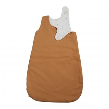 Sleeping Bag - Ochre & Wood