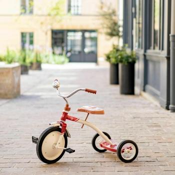 Vintage Tricycle Red
