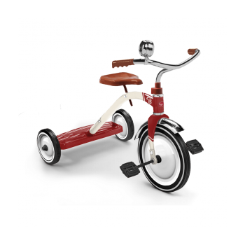 Vintage Tricycle Red