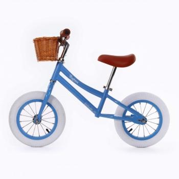 Vintage Balance Bike Light Blue