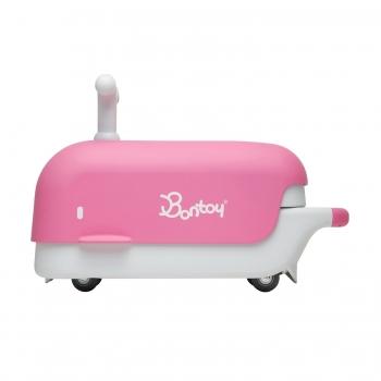 Friendimal Boto - Pink Whale Ride-On Toy
