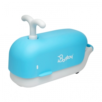 Friendimal Moby - Blue Whale Ride-On Toy