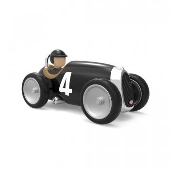 Baghera Vintage Toy Racing Car - Black