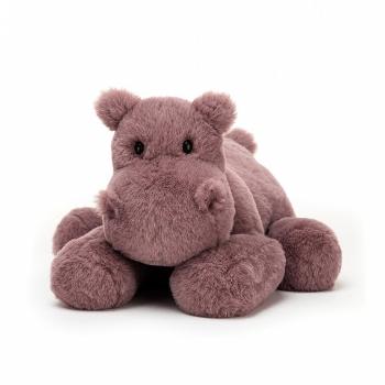 Huggady Hippo Medium Soft Toy