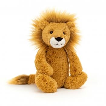 Bashful Lion Medium Soft Toy