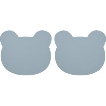 Bear Sea Blue Placemat Gada 2-pack