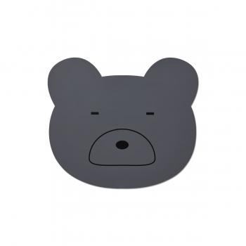 Bear Grey Placemat Aura