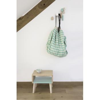 Nightstand & Side Table Underscore - Mint green