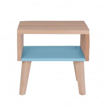 Nightstand & Side Table Underscore - Blue