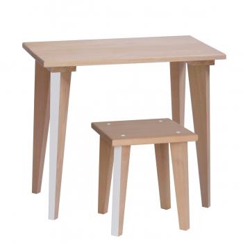 Kids' Table Élémentaire - Loft White