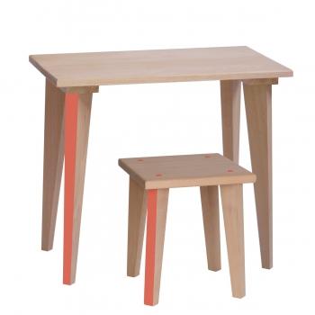Kids' Table Élémentaire - Aurora Red