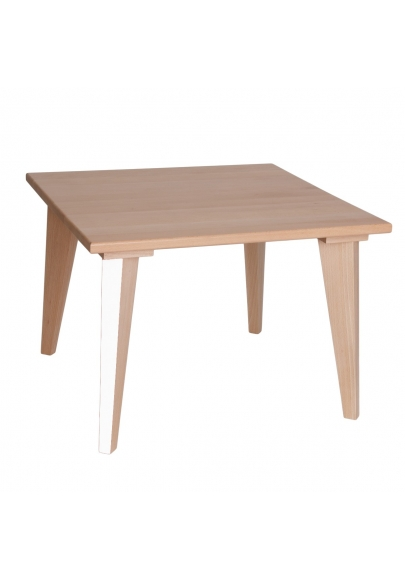 Kids' Table Mini Boudoir - Loft White
