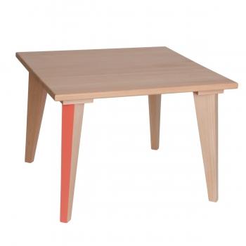 Kids' Table Mini Boudoir - Aurora Red