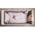 Bunny Face Baby Bedding Duvet Set