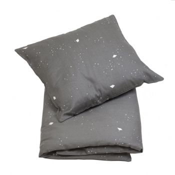 Night Sky Baby Bedding Duvet Set