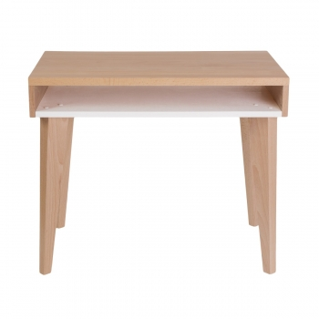 Kids' Desk Trait d'Union - Loft White