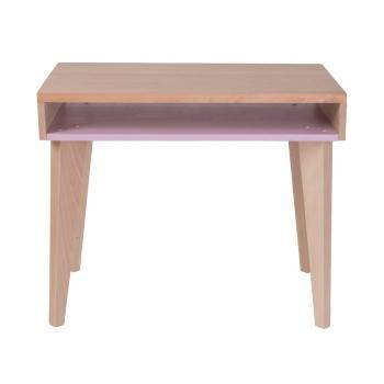 Kids' Desk Trait d'Union - Light Pink