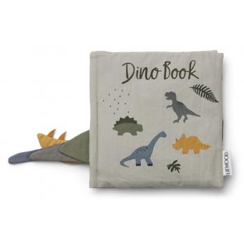 Dino Fabric Book Dennis